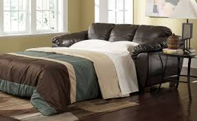 Leather Full Sleeper Sofa Ashley Furniture Leather Sleeper Sofa Tourdecarroll Com