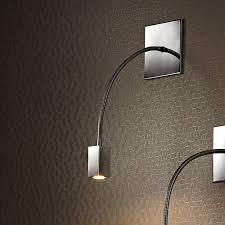 Headboard Reading Light by Recessed Material Gooseneck Flexible Hotel Headboard Reading Wall Lamp