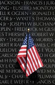 American Flag In Text File American Flag At Vietnam Veterans Memorial 2010 05 04 Jpg