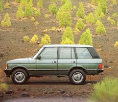 classic range rover range rover the motor man looks at a lovable brute and future