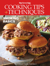 smoking basics by big green egg issuu