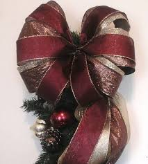 Etsy Outdoor Christmas Decor by 137 Best Christmas Swags Wreaths Images On Pinterest Christmas