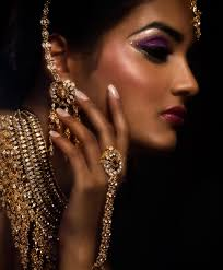 indian bride sy lakhani professional hair and makeup artist asian bridal makeup artist