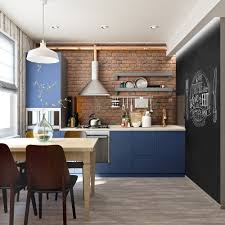 kitchen decorating brick wall covering ideas painting interior
