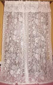 218 best vintage lace curtains images on pinterest vintage lace