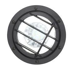 well lights home depot hton bay low voltage black outdoor integrated led landscape well