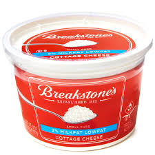 Cottage Cheese Order Breakstone U0027s 2 Small Curd Lowfat Cottage Cheese Fast Delivery