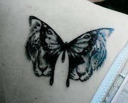 unique butterfly tattoos images cool tattoos