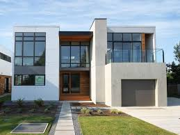 Modern Elevation Residential Buildings Exterior Homes Also