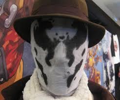 Rorschach Halloween Costume Rorschach Masks