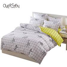 King Single Bed Linen - oversten pastoral style double single bedding set queen twin king