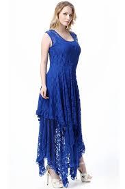 Navy Blue Lace Dress Plus Size Plus Size Blue Lace Dress