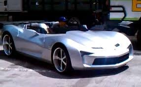 2011 stingray corvette transformers 3 sideswipe in alt mode as the convertible