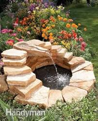 Fountains For Backyard by Best 25 Diy Water Fountain Ideas On Pinterest Diy Fountain