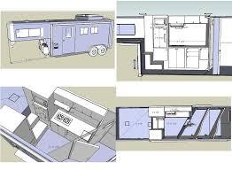 Conversion Van Floor Plans Vw Dodge Ford Connect Minivan Camper Van Eco Camper Routan Caravan