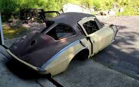 1961 corvette project for sale splity or imposter 1963 corvette project