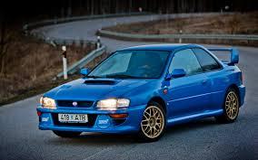 blue subaru hatchback picture subaru 1998 impreza 22b sti lhd gc8e2sd blue 2560x1600