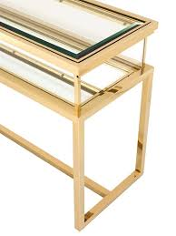 Gold Console Table Console Table Eichholtz Harvey Oroa Modern Furniture