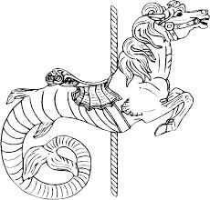 hippocampe 55 animaux u2013 coloriages à imprimer