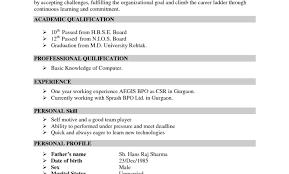 Unique Resumes Templates Free Resume Free Basic Resume Templates Gorgeous Basic Resume