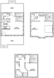 20x20 Tiny House 20x20h26 1 079 Sq Ft Excellent Floor 20x20 Home Plans