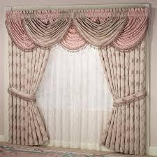 floral trellis curtains and valances