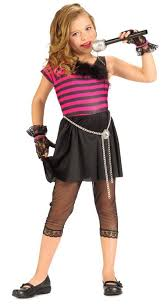 Kids Halloween Costumes Girls 25 Rock Star Costumes Ideas Rock Star