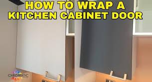 kitchen cabinet doors diy how to wrap a kitchen cabinet door diy vinyl wrapping tutorial