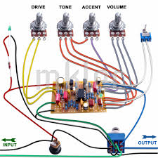 guitar effects pedal building offboard wiring demystified