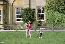 princess diana home diana william harry at home pictures getty images