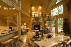 Modified A Frame House Plans Golden Eagle Log Homes Log Home Cabin Pictures Photos