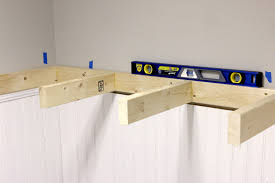 Floating Wood Shelves Diy by How To Build Floating Shelves