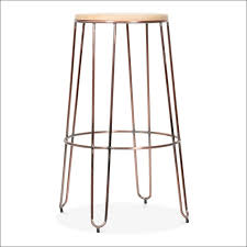 dining room bar stools contemporary copper bar stools counter