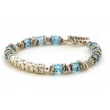 beaded name bracelets name bead bracelets in rubber bracelets