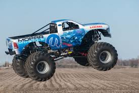 monster truck shows in indiana mopar to debut first new monster truck in over ten years mopar