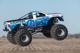 monster truck racing schedule mopar to debut first new monster truck in over ten years mopar