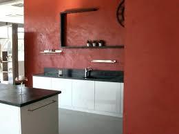 beton cir cuisine beton cire pour credence cuisine gallery of enduit beton cire sur