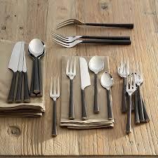 artisan hammered flatware 20 piece set robert redford u0027s