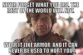 Tyrion Meme - the wit and wisdom of tyrion lannister by rob lucci meme center