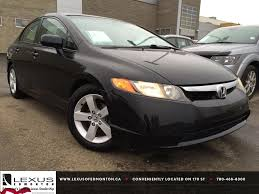 used lexus edison nj used black 2008 honda civic man lx innisfail alberta youtube