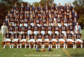 Chicago Bears Remembering The 1985 Chicago Bears Espn Chicago