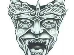demon tattoos designs youtube