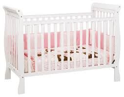 Crib White Convertible by Davinci Jamie 3 In 1 Convertible Crib In White M7301w