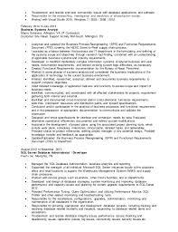 dba sample resume 2 oracle dba resume samples visualcv resume