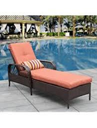 amazon com lounge chairs patio lawn u0026 garden