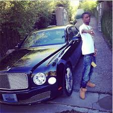purple bentley mulsanne soulja boy s new bentley mulsanne celebrity cars blog