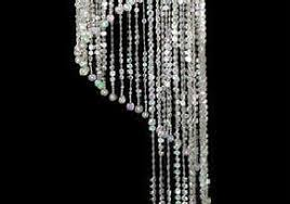 Chandelier Strands Decorate My Wedding Jewel Bead Spiral Chandelier Crystal Chandeliers