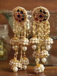 beautiful ear rings beautiful earring set at rs 1534 pair indian earrings smart