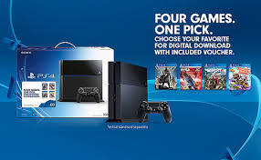 ps4 destiny bundle black friday new ps4 bundle lets you choose one of four hit titles for 399 99
