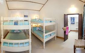 Budget Bunk Beds Budget Room With 4 Single Bunk Beds Called Waroo Picture Of